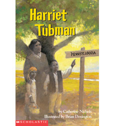 a biography of harriet tubman an abolitionist